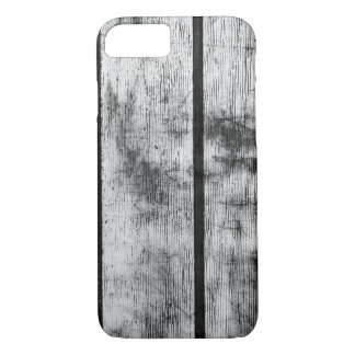 BLACK AND WHITE FENCE iPhone 8/7 CASE