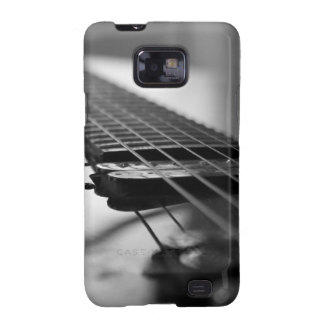 Black and White Guitar Galaxy SII Covers