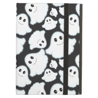 Black and White Halloween Ghost Ghosts Case For iPad Air