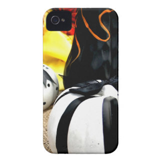 Black and White Harvest Case-Mate iPhone 4 Case