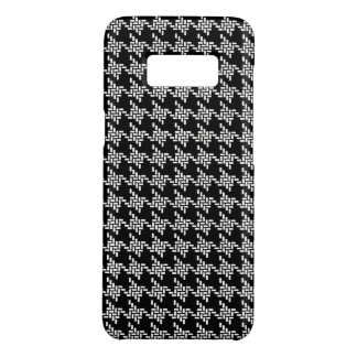 Black And White Houndstooth Pattern Case-Mate Samsung Galaxy S8 Case