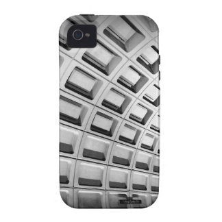 Black and White Industrial Architecture iPhone 4/4S Cover