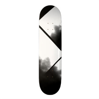 Black and White Ink Look Deck Customizable