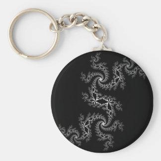 Black and White Julia 300488 Keychain