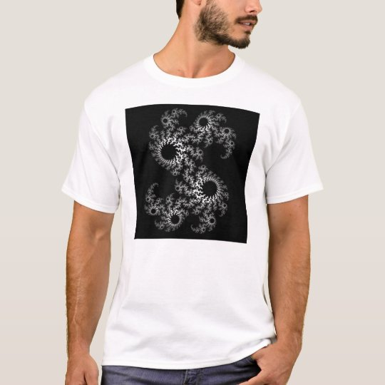 Black and White Julia 324048 T-Shirt
