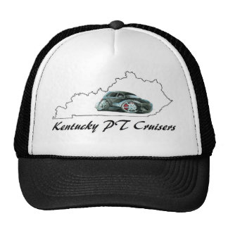 Black and white Ky Cruisers hat