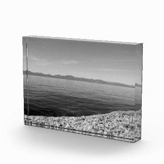 Black And White Landscape 12 Acrylic Award