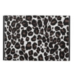 Black and White Leopard Print - Classic Stylish Powis iPad Air 2 Case