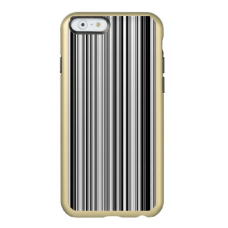 Black And White Lines Incipio Feather Shine iPhone 6 Case