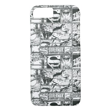 Black and White Logos iPhone 8/7 Case