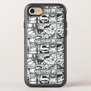 Black and White Logos OtterBox Symmetry iPhone 8/7 Case