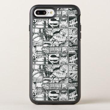 Black and White Logos OtterBox Symmetry iPhone 8 Plus/7 Plus Case