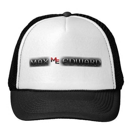 Black and White M.E Represent Hat