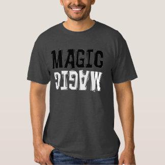 Black and White Magic Tee Shirt