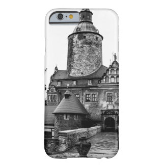 Black and White Magical Castle Photograph Barely There iPhone 6 Case