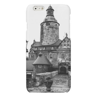 Black and White Magical Castle Photograph Matte iPhone 6 Case