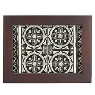 Black and White Mandala Motif by Vision Studio Memory Boxes