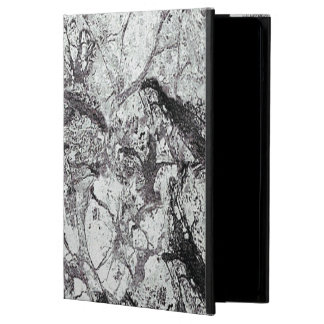 Black and White Marble Cover For iPad Air