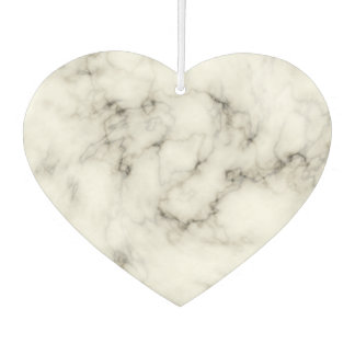 black and white marble stone finish air freshener