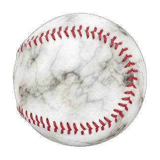 black and white marble stone finish baseball