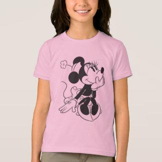 Black and White Minnie T-Shirt
