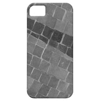 Black and White Mosaic iPhone 5 Covers