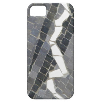 Black and White Mosaic iPhone 5 Cases