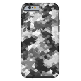 Black and White Mosaic design Iphone6 Vibe case