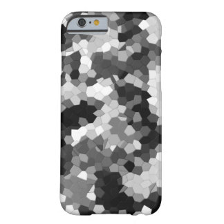 Black and White Mosaic Pattern Iphone6 plus case