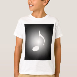 Black and white Musicians T-Shirt