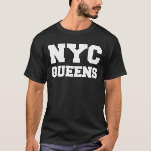 Queens New York T-Shirts - T-Shirt Design   Printing  c260666cf8b