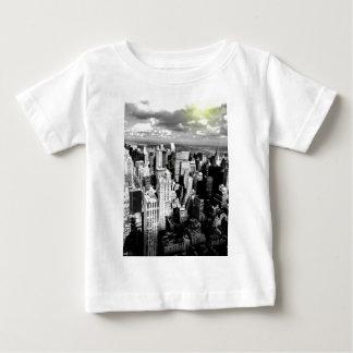 Black and White New York City Skyline Tee Shirt