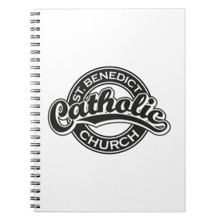 Black and White Notebook