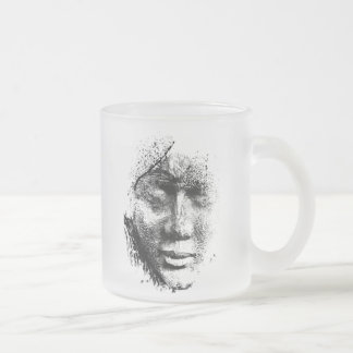 black and white outlook mug