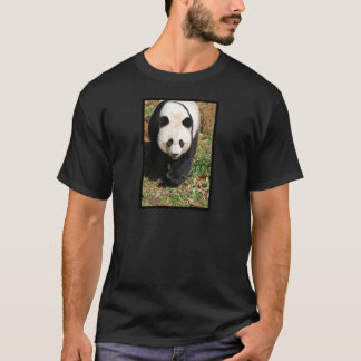 Black and White Panda T-Shirt