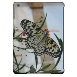 Black and white  Paper Kite Butterfly iPad Air Covers