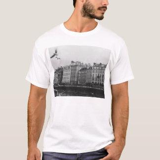 Black and White Paris T-Shirt
