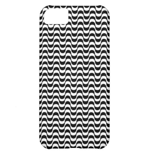 black and white pattern, copacabana iPhone 5C covers