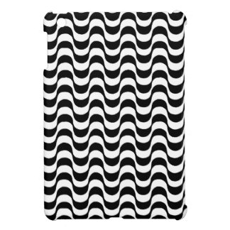 black and white pattern, copacabana case for the iPad mini