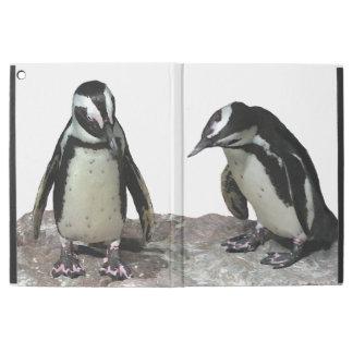 Black and White Penguins iPad Pro Case