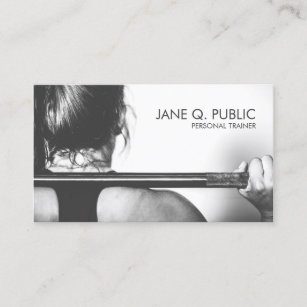 Fitness business cards 1500 fitness business card templates black and white personal trainer fitness training business card colourmoves