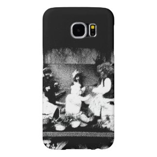 Black and white photo samsung galaxy s6 cases