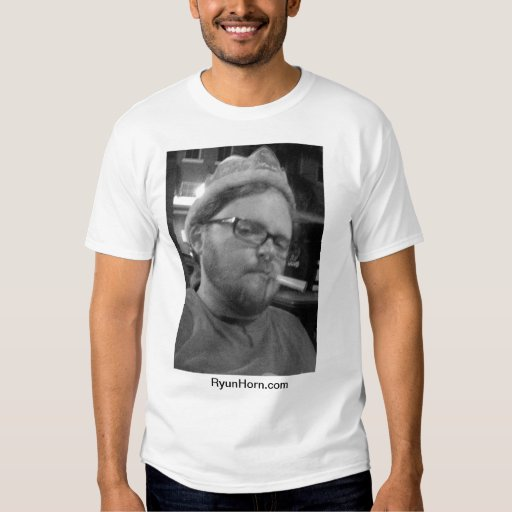 Black and White Photo T Shirt
