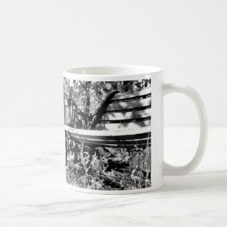 Black and White Photography Prints of Old Iron Ben Coffee Mug