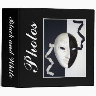 Black and White Photos Album 3 Ring Binder