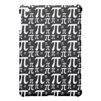 Black and White Pi Pattern Case For The iPad Mini