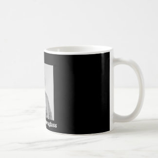 Black and White Picture of Frederick Douglass Coffee Mug