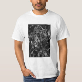 Black and White Picture of Seaweed. T-Shirt
