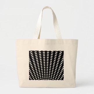 Black and White Polka Dot  bag