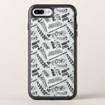 Black and White Pow! OtterBox Symmetry iPhone 8 Plus/7 Plus Case